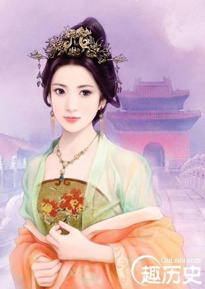 同昌公主:因母亲与驸马乱伦而活活气死的公主