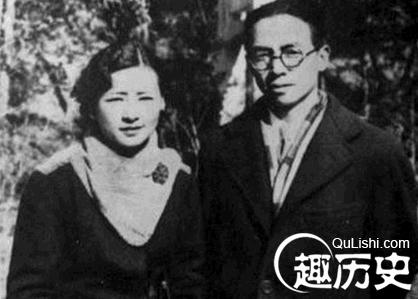解密:为何娶了陆小曼的男子都没有一个好下场?