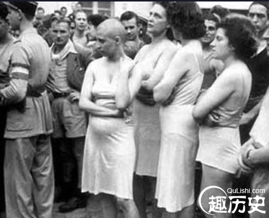 悲惨的女俘虏:战争中被残酷伤害和虐待的女人