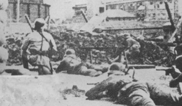 揭秘:淞沪抗战和淞沪会战是同一场战争吗?