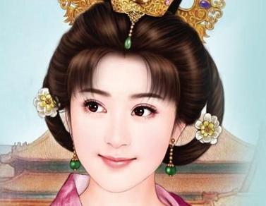 宋朝最可爱的公主图片
