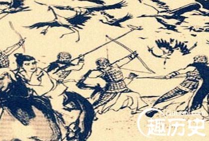 古代帝王也爱养宠物:春秋皇帝竟带白鹤出征作战
