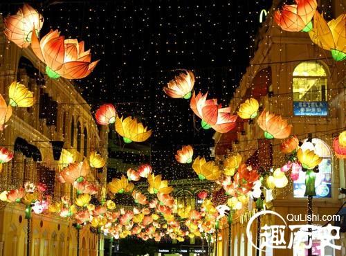 中秋节习俗有哪些?中秋节的来历和习俗介绍
